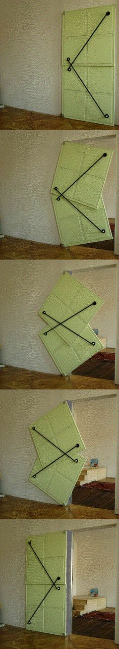 Evolution Door by Klemens Torggler
