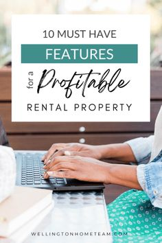 Thinking about investing in real estate? If so make sure your investment has these 10 must-have features for profitable rental property. #realestate #realestateinvesting #investment #profitablerental Real Estate Articles, Real Estate Tips, Mortgage Tips, Got Quotes, Residential Real Estate, First Time Home Buyers, Best Investments, Real Estate Investing, Rental Property