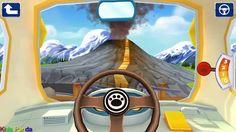 Dr Panda Bus Driver   kids game