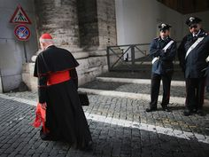 Cocaine and cannabis haul hidden in Vatican car seized by French police Drugs were found inside a car belonging to a 91-year-old Vatican librarian 17 September 2014 y 17 September 2014