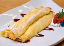 Delicious recipes featuring Daisy Brand® Sour Cream -Passover Cheese Blintzes