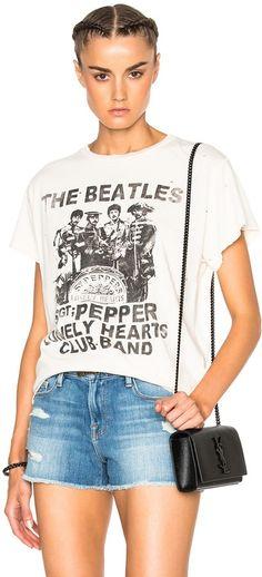 Madeworn The Beatles Tee on ShopStyle.