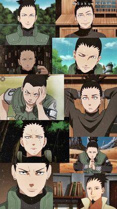 Anime Naruto, Naruto And Shikamaru, Naruto Cute, Naruto Sasuke Sakura, Naruto Shippuden Sasuke, Naruto Funny, Otaku Anime, Sasuke Uchiha, Boruto