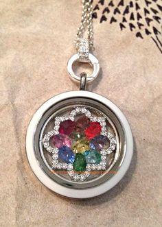 I love the Moroccan window plate! You can wear it plain in your Origami Owl locket or add some stones for a pop of color!
