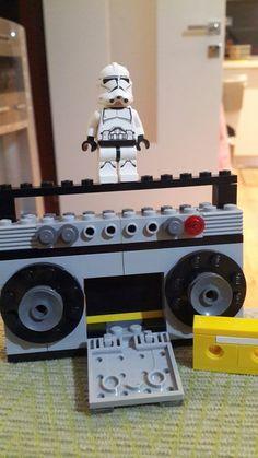 Lego nostaljik kasetcalar biz çok sevdik