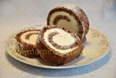 Kakaová roláda s mascarpone
