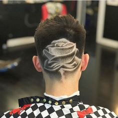 35 Awesome Design Haircuts For Men - Men's Hairstyles Mens Braids Hairstyles, Cool Hairstyles For Men, Haircuts For Men, Wedding Hairstyles, Hair Designs For Boys, Boys Haircuts With Designs, Mens Hair Designs, Design Haircuts, Hair And Beard Styles