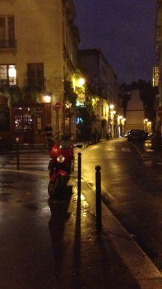 Small streets gave their secrets #paris