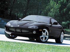 2003 Jaguar XK-Series XK8 Coupe
