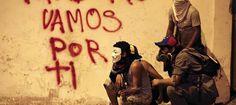 Los siete pecados capitales de las sangrientas protestas en Venezuela  #sosvenezuela