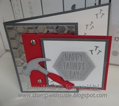 Stamp with Susie: Retiring List & 'Nailed It'