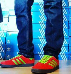 free shipping e3e61 0c604 Gazelles in Jap Athen colourway Adidas Og, Football Casuals, Adidas  Originals, Terrace,