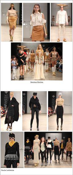 Lo mejor de la pasarela de #Bafweek 2013. #trends #fashion