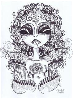 Ely Lugo   Om (Ink- Tinta)
