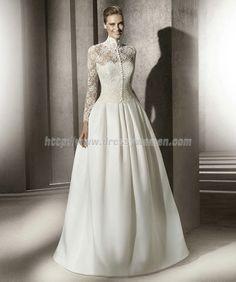 Sensin sen... Winter Wedding Dress  Winter Wedding Dress
