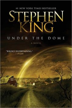 """I like most of Stephen King's books. This one is a favorite. To me, it is kind of a modern age """"Lord of the Flies"""". What would happen to a town, if it were cut off from the world?"""