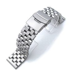 Seiko Tuna Replacement Watch Bracelet SUPER Engineer II Sandblasted Stainless Steel ** Click on the image for additional details.