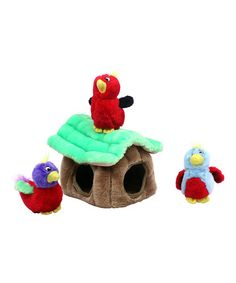 Buy Hide-A-Bird Plush Dog Toy from Outward Hound, part of our fantastic range of Interactive Toys for dogs. Dog Puzzles, Puzzle Toys, Dog Toys Amazon, Interactive Dog Toys, Pet Treats, Cool Pets, Toy Sale, Big Dogs, Problem Solving