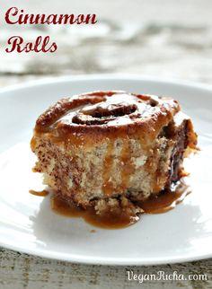 Vegan Cinnamon Rolls / Buns. Vegan Recipe