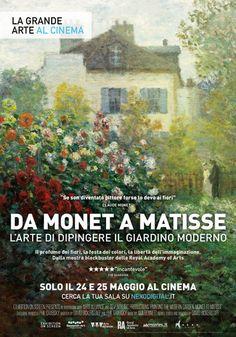 Da Monet a Matisse, l'arte di dipingere il giardino moderno - MYmovies