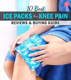 Ice/cold Packs is one of the simplest solutions for knee pain by reducing inflammation in the affected area, giving you instant relief from pain. Knee Tendonitis, Ligament Injury, Julie Andrews, Cortisol, Knee Ice Pack, Yoga For Knees, Knee Pain Exercises, Knee Wraps, Natural Remedies For Arthritis
