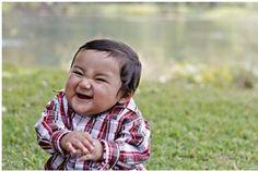 Contagious laugh!