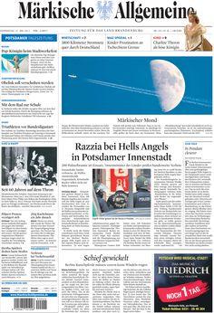 Donnerstag, 31.05.2012 - Razzia bei den Rockern der Hells Angels in Potsdam » http://www.maerkischeallgemeine.de/cms/beitrag/12336235/62249/Polizeibeamte-im-Einsatz-Innenminister-der-Laender-pruefen-bundesweite.html
