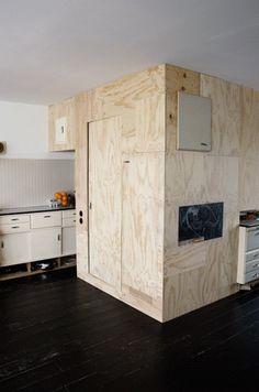 Une cuisine modulaire