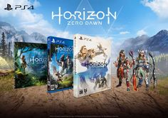 Sony Berikan Upgrade Limited Edition Horizon: Zero Dawn Gratis untuk Gamer Jepang