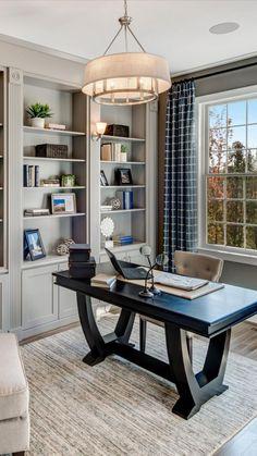 Interior Design Trends, Office Interior Design, Office Interiors, Office Designs, Exterior Design, Home Office Lighting, Home Office Space, Home Office Decor, Office Ideas