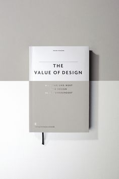 »The Value of Design« von Frank Wagner.
