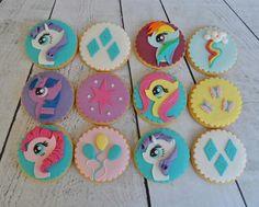 My little pony cookies