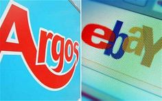 Catalogue giant Argos has teamed up with the world's largest online marketplace eBay to offer a new way of online shopping. | Latest Digitals