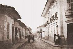 1862 - Rua São Bento - São Paulo , SP - Foto/Picture: Militão Azevedo