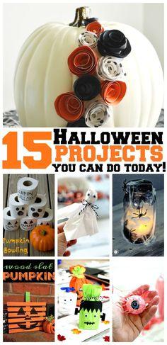 15 Halloween Project