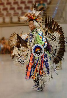 Men's Traditional Dancers, via Flickr.
