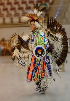 Men's Traditional Dancers, via Flickr.