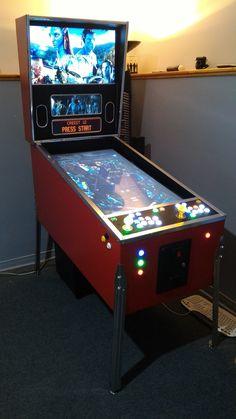 Post your PC Pinball gaming setup
