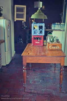 Cocina antigua / Vintage Kitchen -  Cafayate, Salta, Argentina.
