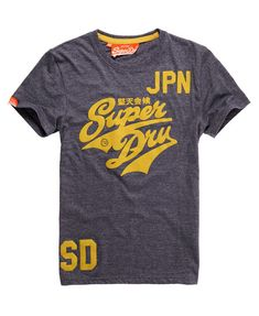 Superdry Stacker T-shirt - Men's T Shirts