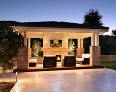 Mediterranean Spaces Fireplace Decorating Design, Pictures, Remodel, Decor and Ideas - page 11