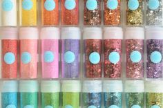 Martha Stewart Crafts Glitter Multipack (24 per pack) photo is property of Emily Schuman