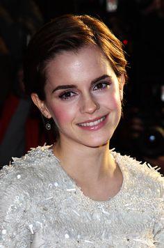 Emma Watson Layered Razor Cut