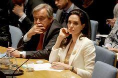 Angelina Jolie spend