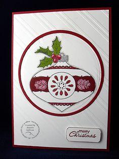 Christmas Bauble Stylish Cobbler