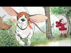 Children's book enthusiast, Liz shanks, reads Ladybug Girl and Bingo by David Soman and Jacky Davis.