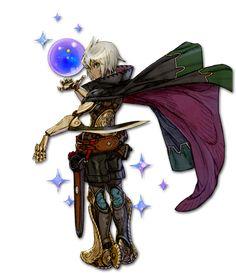 Terra Battle Character