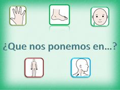 Qué nos ponemos en Classroom, How To Plan, Logos, Speech Therapy, Home, Early Education, Speech And Language, Speech Language Therapy, Index Cards
