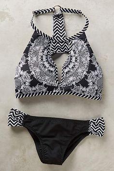 b73fd4ee60e88c Anthropologie Cute Bikinis, Cute Swimsuits, Summer Bikinis, Moda Outfits,  Cute Outfits,