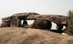 The mysterious prehistoric dolmens of Korea.